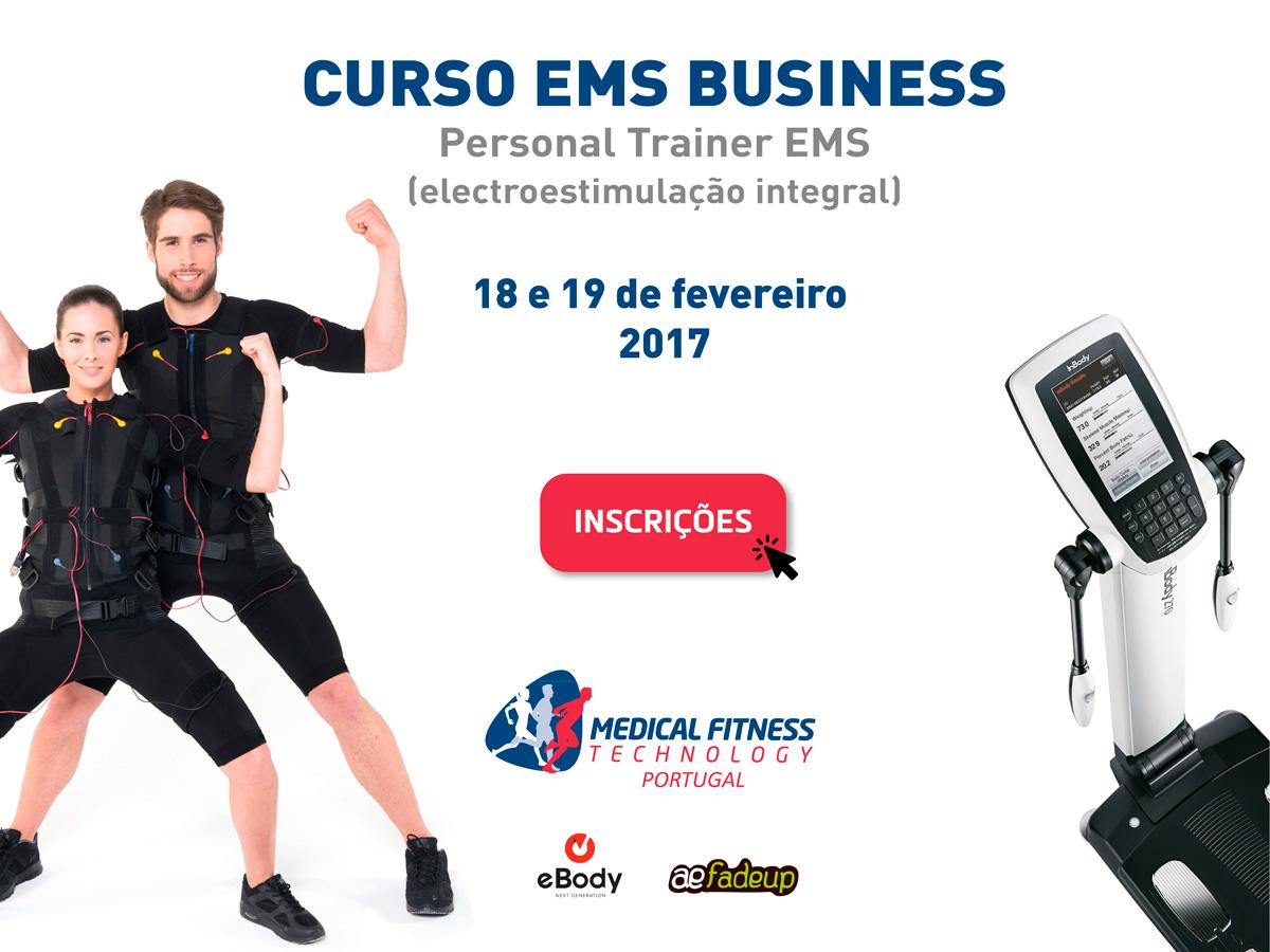 Curso EMS Business