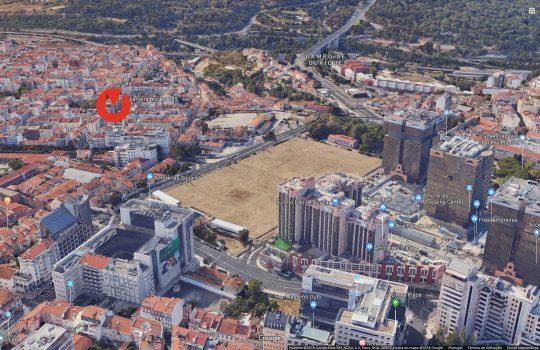 eBody Campo de Ourique Street View