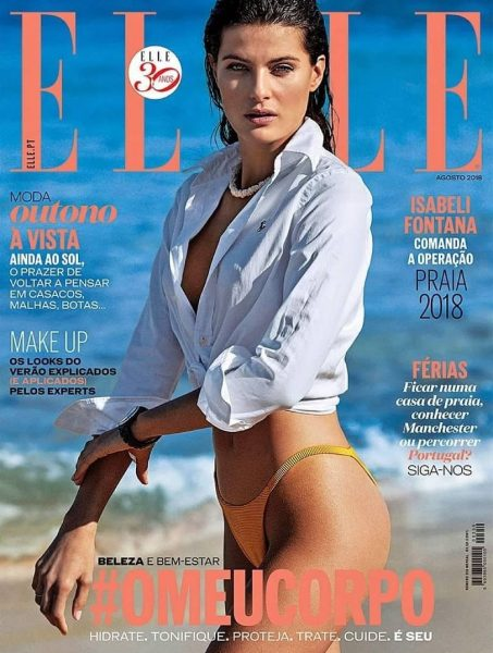 Artigo Metachek na revista Elle