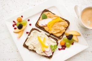 Pequeno-almoço equilibrado