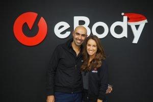 CEO's marca eBody em Portugal