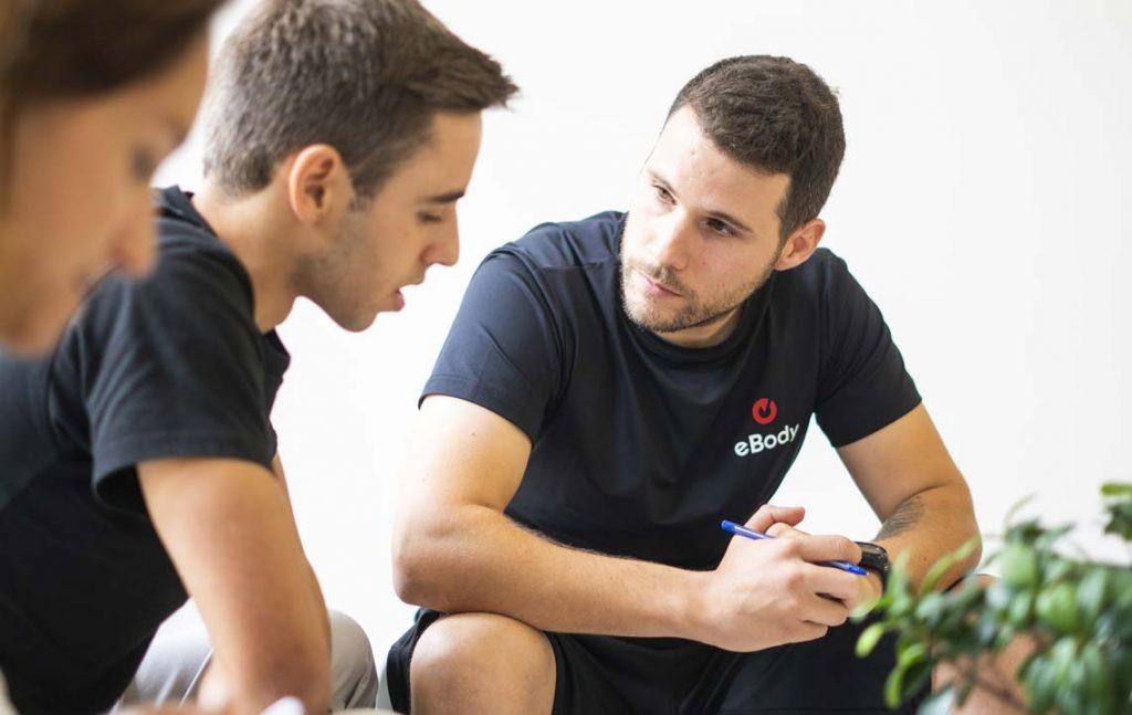Anamnese com Personal Trainer